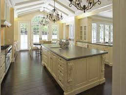 country kitchen ideas white cabinets. French Kitchen Design Country Wall Decor White Cabinets 1440x1090 Ideas