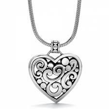 contempo heart necklace alternate view 5