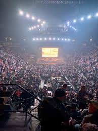 Target Center Section 101 Row Z Seat 14 Eric Church Tour