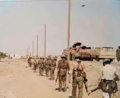 first battle of al faw war battles war ian takawar forces war