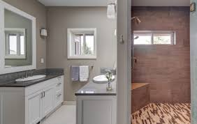 bathroom remodel portland. Unique Bathroom Bathroom Remodel Completes Phase II Of Home Transformation  Remodeler Hu0026H  Tigard And Portland T