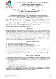 Peb Structure Design Procedure Ijtimesv03i04150421150054 By Editor Ijtimes Issuu