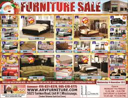 arv furniture flyers arv furniture mississauga toronto weekly arv furniture mississauga toronto weekly flyer early winter