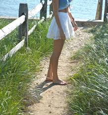 Fashion Archives   Pumps & Iron   White skirt summer, Summer skirts, Hot  summer