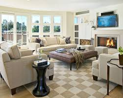 ultra modern living room designs. inspiration for a large beach style living room remodel in new york with standard fireplace ultra modern designs