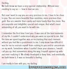 birthday love letters love letter to girlfriend the best love letter for her