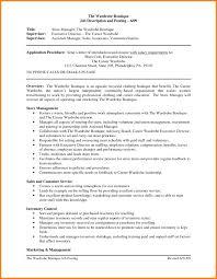 Store Manager Job Description Resume Sales Associate Responsibilities Resume For S Job Description 91