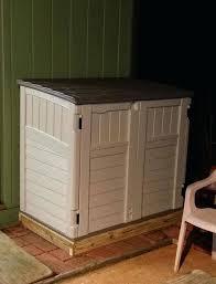 s yard storage box diy garden hose