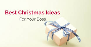 gift ideas for your boss
