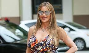 Sofia Vergara Celebrates Birthday on ...
