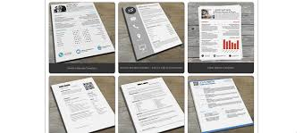 The Muse Resume Templates Resume Templates For Visual Resumes The Muse Better Business 48