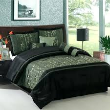 green and black comforter sets queen modern style bedroom decor com neon set lime full size