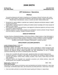 emt resume sweetlooking emt resume examples adorable click here to download