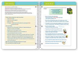 Elan Publishing Dated Elementary Matrix Student Planner For
