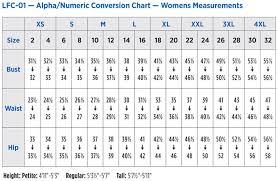Womens Blazer Size Chart 44 Credible White Coat Size Chart Women