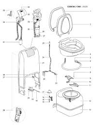 Spare part list c200cw and thetford c200 wiring diagram b2 work co