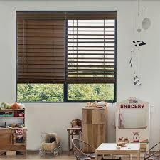 1 inch faux wood blinds menards