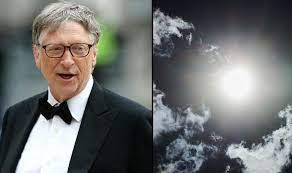 Bill Gates propõe bloquear o Sol para deter o aquecimento global
