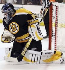 Boston Bruins goaltending history : Brian Finley