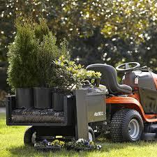 husqvarna garden tractor attachments. Seasonal Yard Care With Riding Mower Attachments Husqvarna Garden Tractor M