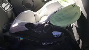 evenflo litemax rear facing only car