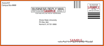 7 How To Write A Po Box Address On An Envelope Barber Resume
