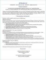 Executive Assistant Job Description Resume. Administrative Assistant ...