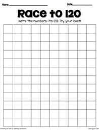 Number Chart 1 120 Blank 1868 Best Math Images In 2019 Math Math Classroom 1st