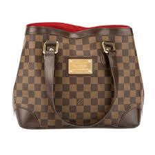 louis vuitton inventeur bag. louis vuitton damier ebene hampstead pm bag (pre owned) - 3389013 | luxedh inventeur