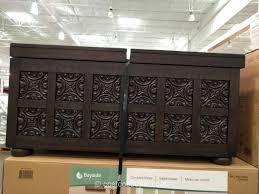 bayside furnishings storage coffee table costco 2