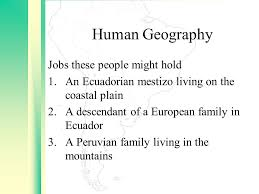 Geography - AP Human Geography Fall Semester Final Review