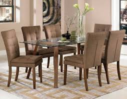 glass top tables and chairs. Dining Room Sets With Fabric Chairs Photo Of Goodly Cool Glass Top Tables And A