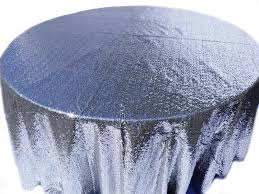image of tablecloths round