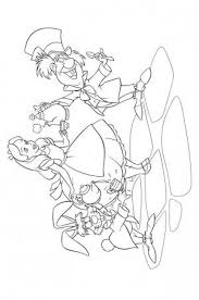 Small Picture 39 best Alice in wonderland coloring book images on Pinterest