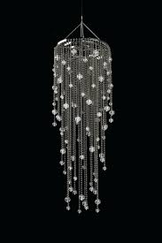 faux crystal chandelier table lamp large faux crystal chandelier faux metal beaded chandelier with acrylic globes diy faux crystal chandelier
