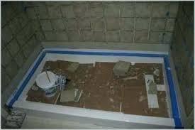 premade shower pans prefab shower pan preformed shower pan for tile a modern looks help preformed premade shower pans