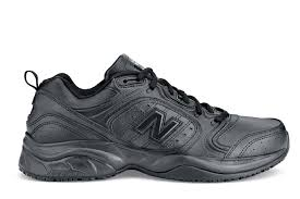 new balance work shoes. new balance - 623v2 black / men\u0027s athletic non-slip diabetic work shoes