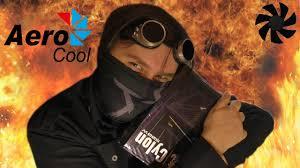 Зажигательный <b>блок питания Aerocool</b> Cylon 500W - YouTube