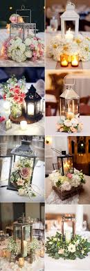 Lantern wedding centerpiece Wedding Flowers Gorgeous Lantern And Floral Wedding Centerpieces Ideas Elegant Wedding Invites 32 Stunning Wedding Centerpieces Ideas Elegantweddinginvitescom Blog