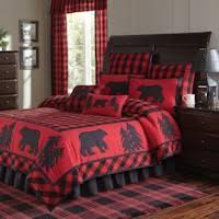 lodge decor bedroom. cabin bedding view 2 lodge decor bedroom