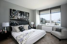 bedroom gray gray walls cool wanddeko beautiful