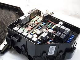 acadia fuse box 07 08 acadia outlook 25856252 fusebox fuse box relay unit module 07 08 acadia outlook 25856252