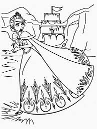 Free Printable Frozen Coloring Pages for Kids - Best Coloring ...