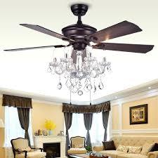 chandelier ceiling fans warehouse of inch 5 blade ceiling fan with crystal chandelier chandelier ceiling fan