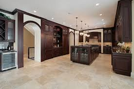 kitchen this high traffic area can get messy so it s a good idea to choose tile flooring which is easy to clean and won t stain if you spill something or