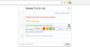 simple todo simple to do list extension for google chrome and other blink