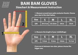 Classic Longboard Leather Gloves Black White Bambam Skate