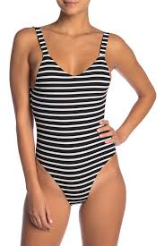 Vitamin A Leah One Piece Swimsuit Nordstrom Rack