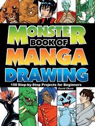 monster book of manga drawing ebook