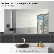 30 x 40 mirror. 30\ 30 X 40 Mirror